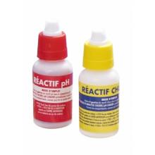 Recharge de liquide pour test Chlore/pH HTH