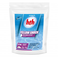 HTH YELLOW SHOCK Anti-algues moutarde 1,5 kg