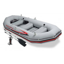 Set bateau gonflable 4 places Intex Mariner 4