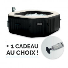 Spa gonflable Intex Pure Spa Jets et Bulles 6 places