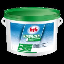 hth Stabilizer granulés - Stabilisant pour chlore 3 kg