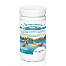 Chlore 5 fonctions pour piscine hors-sol 1 Kg - Bayrol