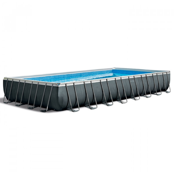 Piscine tubulaire Intex Ultra XTR 9.75 x 4.88 x 1.32 m
