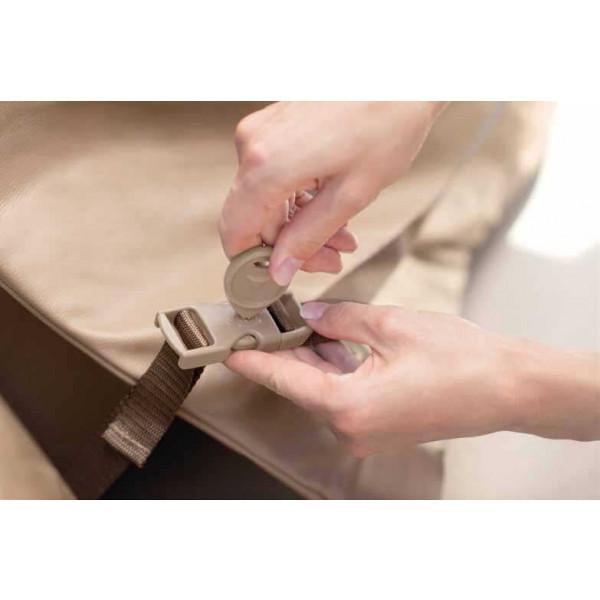 Couverture thermique pour spa gonflable Intex Pure Spa Rond 4 places