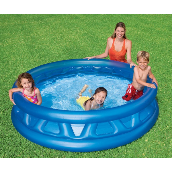Piscine gonflable enfant INTEX Soft Side Pool