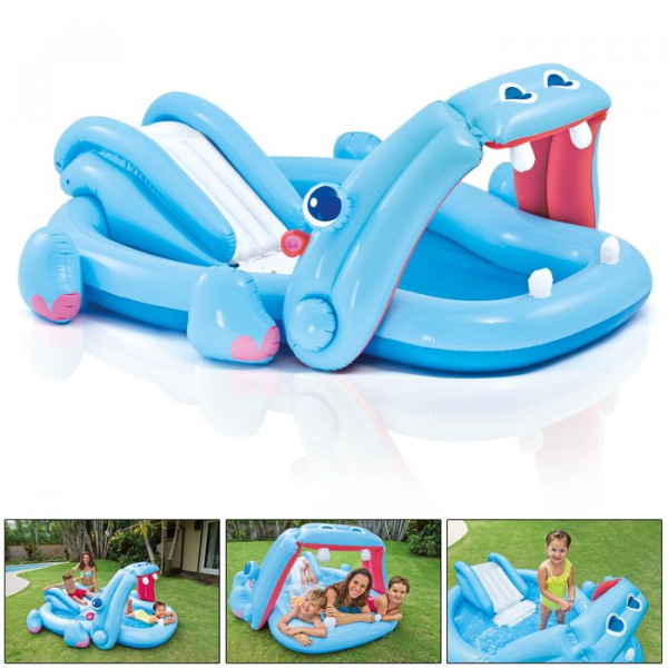 aire-jeu-gonflable-hippo-intex