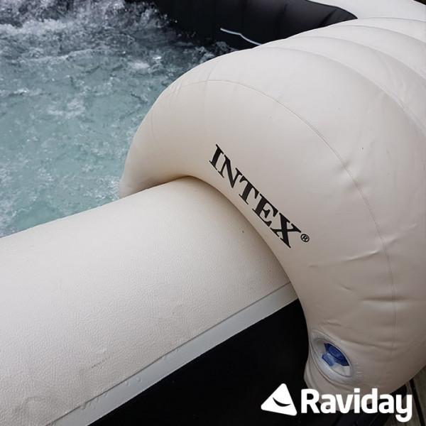 Appui-tête gonflable pour spa Intex