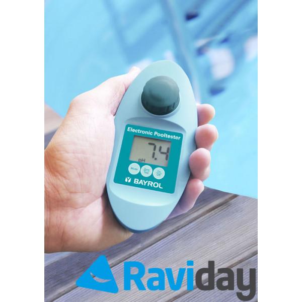 Photomètre électronique Bayrol Pool Testeur pour piscine et spa