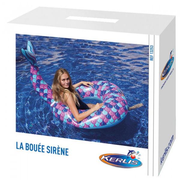 Bouée gonflable Sirène Kerlis