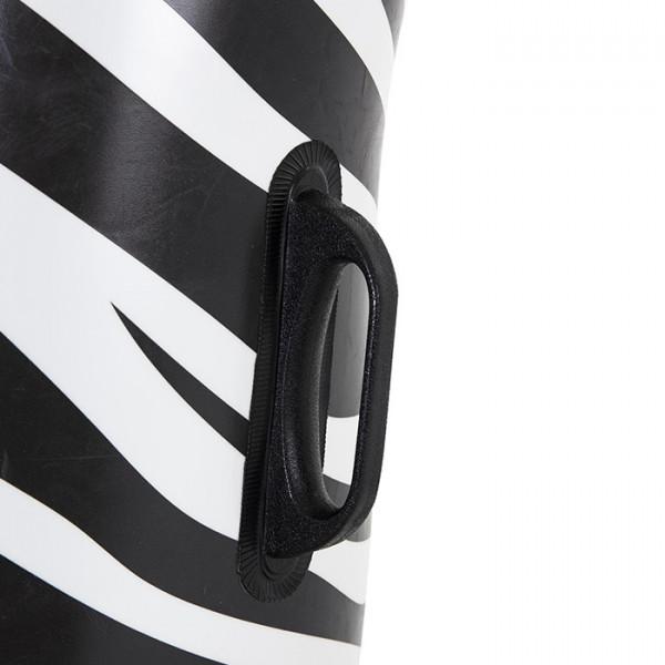 Bouée XL Zèbre avec lumière Bestway LED Lights 'n Stripes