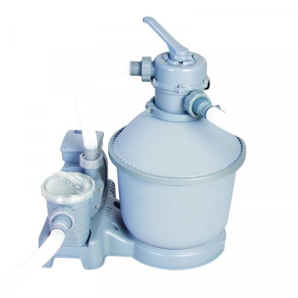 Pompe filtration piscine Bestway Steel Pro Frame