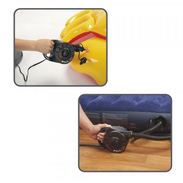 Gonfleur electrique Intex 220V avec poignée