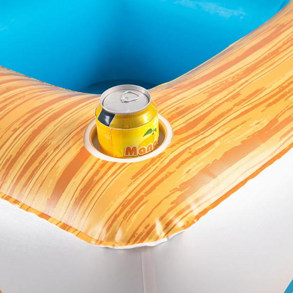 Ile gonflable bar avec glacière Bestway Sandbar