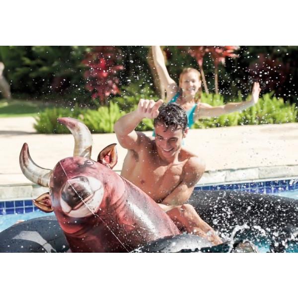 Jeu de rodéo gonflable Inflatabull Intex 2