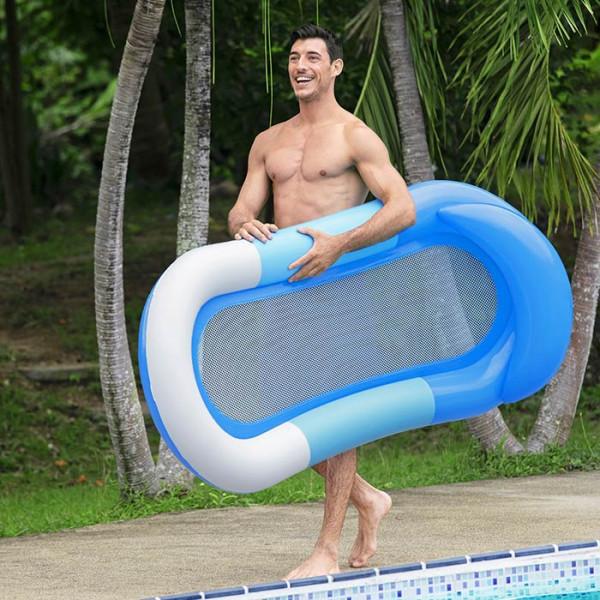 Matelas de piscine hamac flottant Bestway