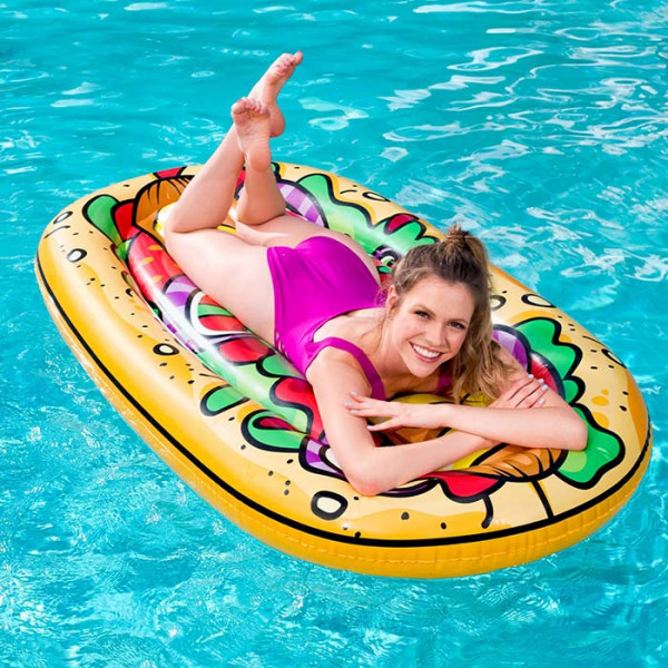 Matelas de piscine Bestway Hot Dog