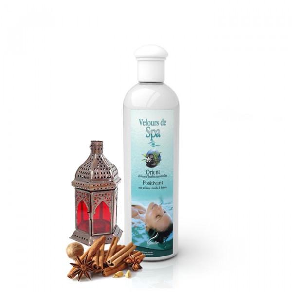 Parfum de Spa à base d'huiles essentielles Orient
