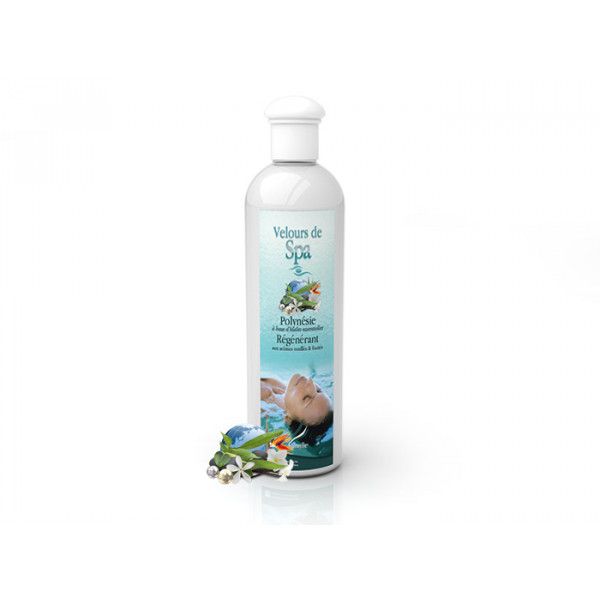 Parfum de Spa à base d'huiles essentielles Polynésie Camylle (Défaut)
