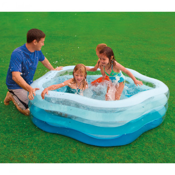 Piscine gonflable Intex étoile