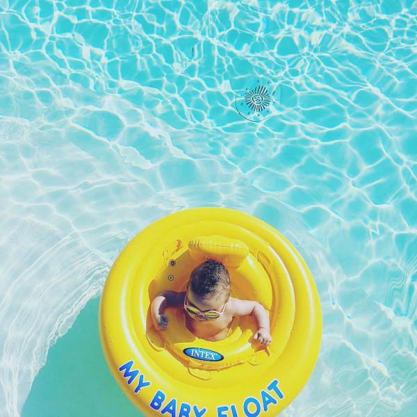 Bouée bébé culotte INTEX baby float