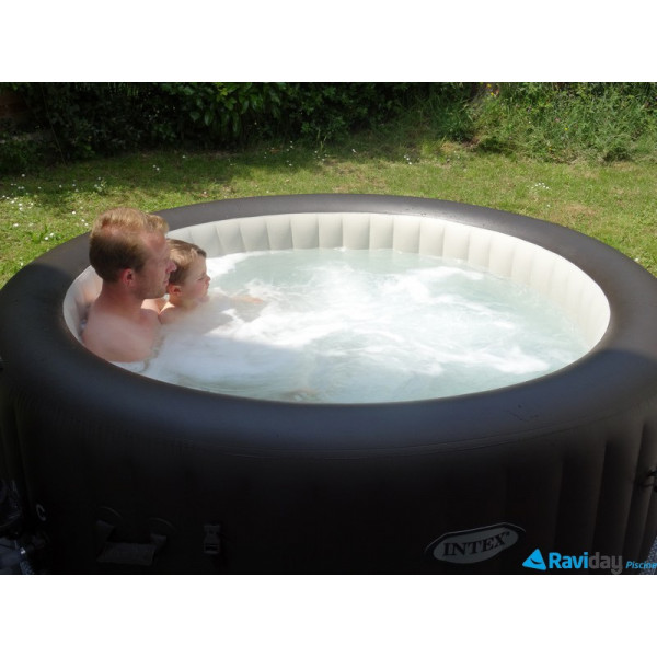 Spa gonflable Intex PureSpa Jets 4 personnes
