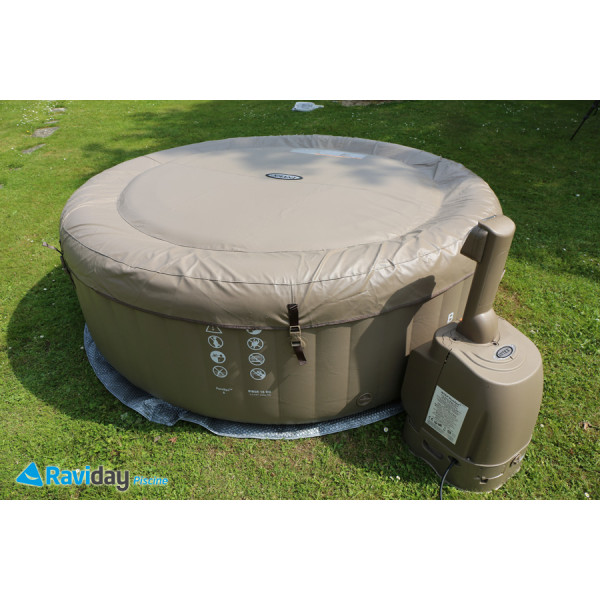 Spa gonflable Intex Pure Spa Bulles 6 personnes