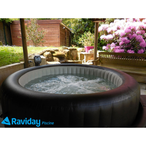 Spa gonflable Intex Pure Spa Jets 4 places