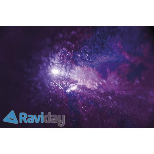 Spot lumineux ambiance pour Pure Spa Bulles Intex Raviday - lumière violet