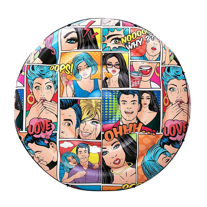 Île gonflable Bestway Pop Art