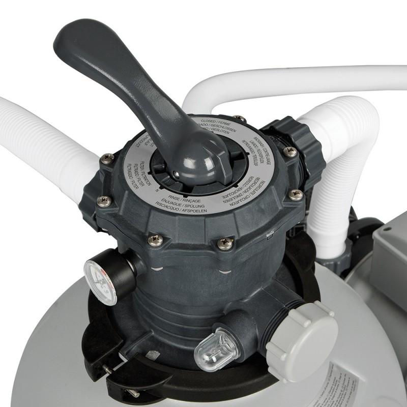 the cheapest outlet for sale available Achat d'un filtre à sable 4 m³/h - 0.25 CV pour piscine INTEX