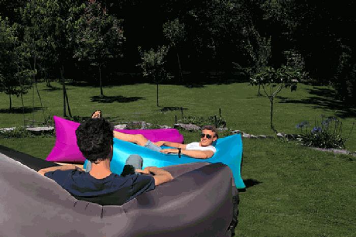 hamac gonflable mojo raviday piscine. Black Bedroom Furniture Sets. Home Design Ideas