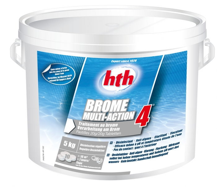 HTH Brome Multi action