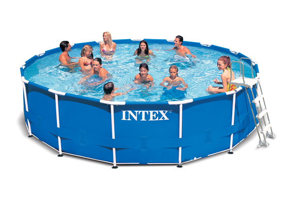 Liner tubulaire pour piscine metal frame 3 66 x 0 99 m for Liner pour piscine intex tubulaire