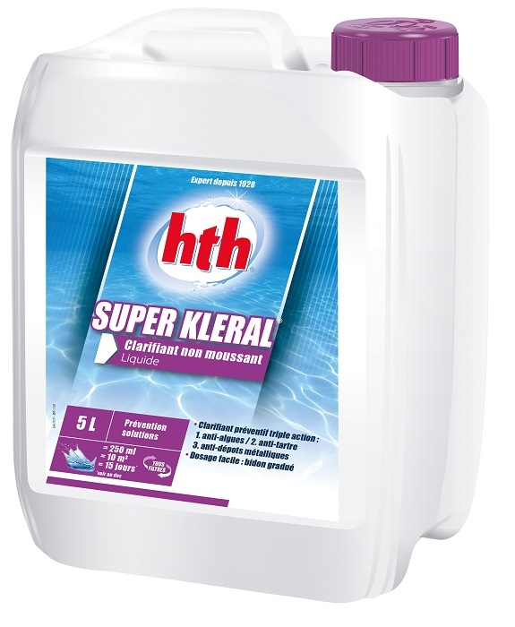 Liquide Super Kleral 5l