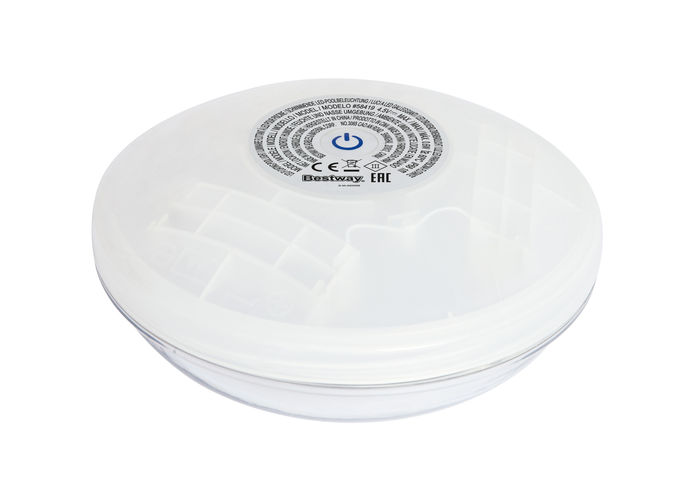Lumi re flottante leds pour spa gonflable bestway for Piscines autoportees