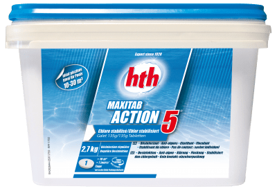 Maxitab Action 5 135g