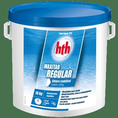 Maxitab Régular HTH 10kg