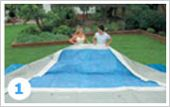 Montage Piscine tubulaire Intex