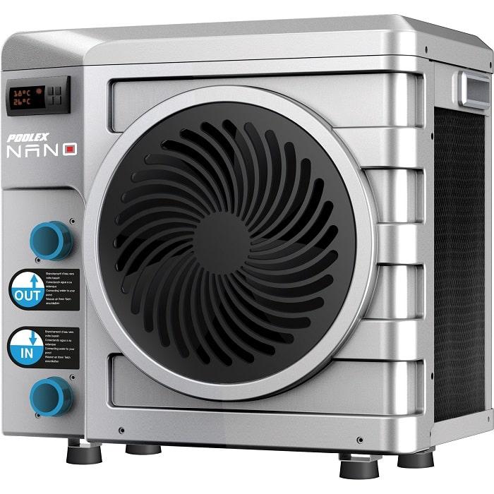 Pompe à chaleur Poolstar Poolex Nano 2,8 kW