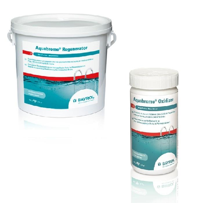 Aquabrome® Oxidizer Regenerator - Brome Choc pour Piscine (1,25kg ou 5kg)