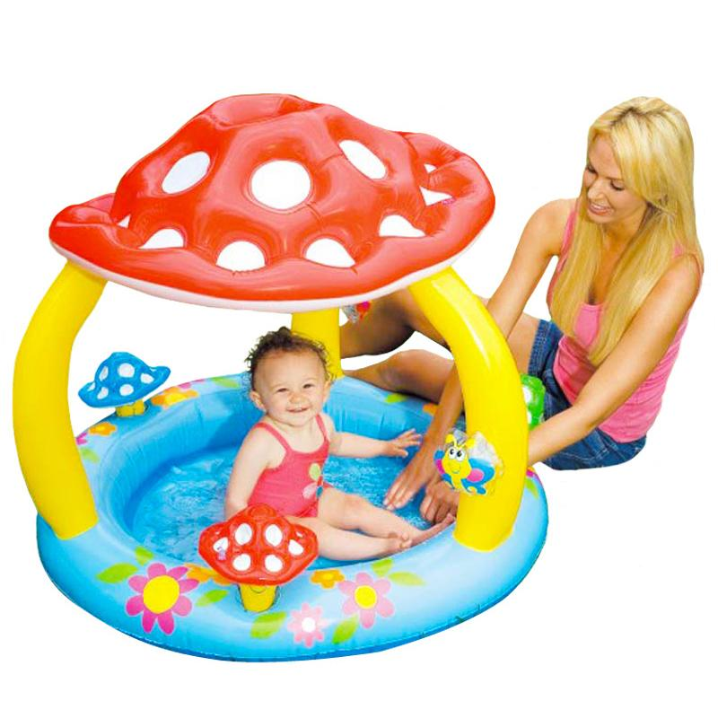 Piscine gonflable bebe intex for Petite piscine gonflable bebe