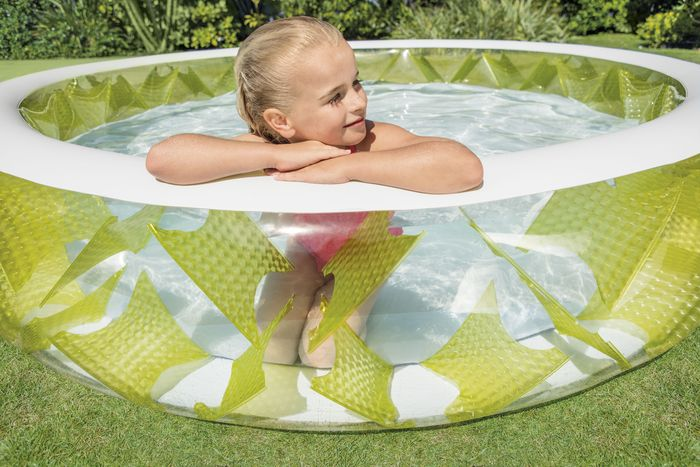 Piscine ronde intex raviday piscine for Piscine gonflable intex ronde