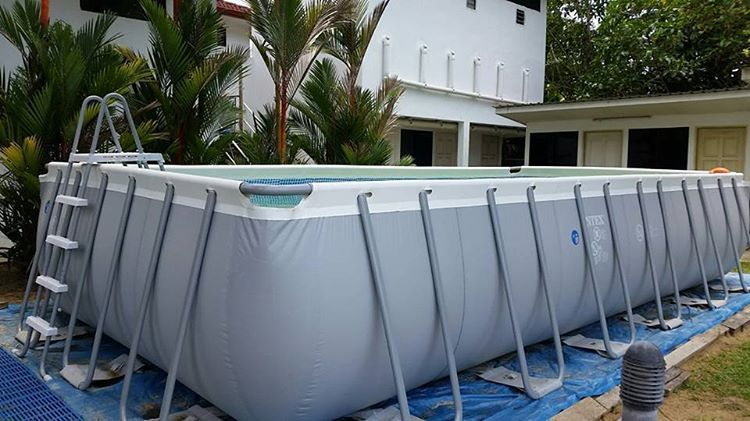Intex Ultra Silver Piscine Hors Exceptional Piscine Intex Silver Ultra #7:  Raviday Piscine ...