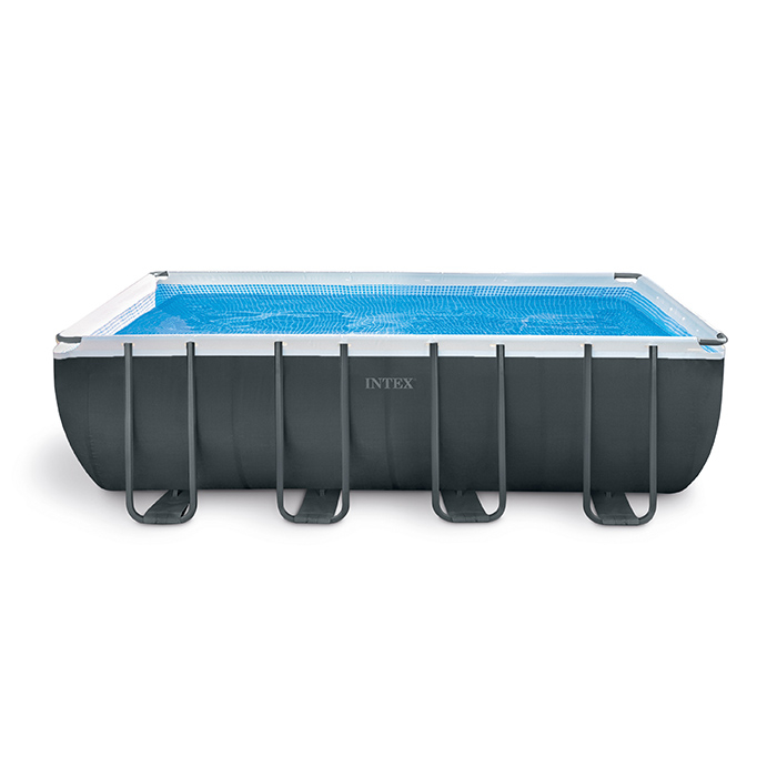Raviday présente la Piscine tubulaire Intex Ultra XTR 5,49 x 2,74 x 1,32 m
