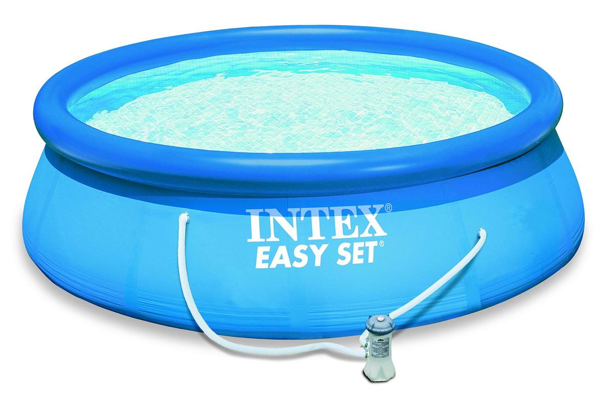 Accessoires piscine intex easy set for Piscine 2m44