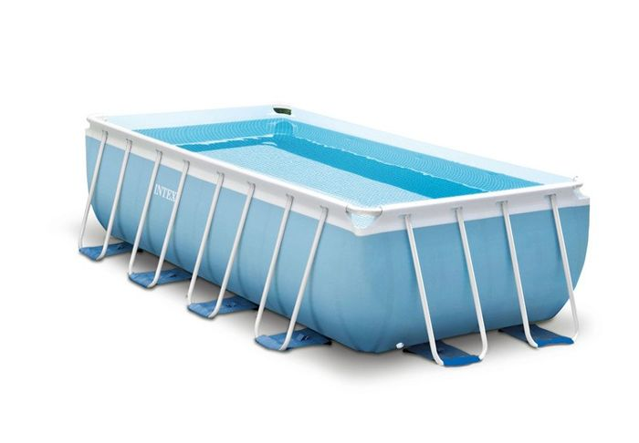 Piscine intex prism frame 4 88 x 2 44 x 1 07 piscine for Accessoire piscine intex