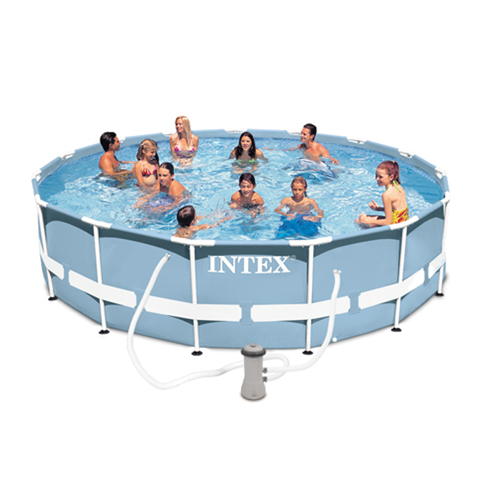 Piscine ovale tubulaire de r ve for Piscine tubulaire ovale intex