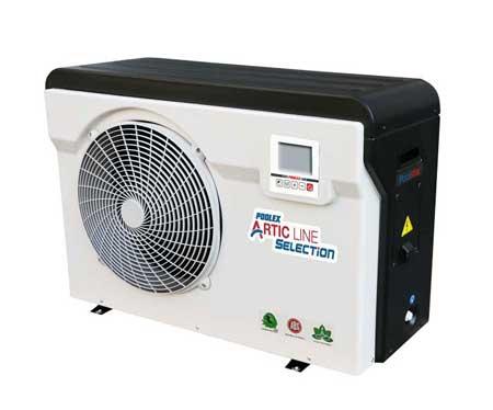 Pompe à chaleur Poolstar Poolex Artic Line Selection 150
