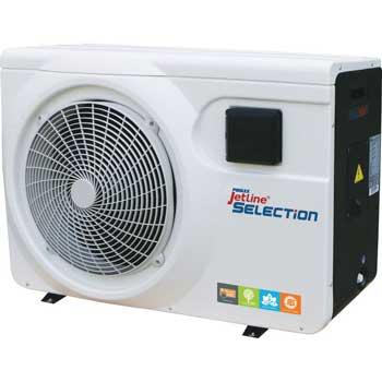 Pompe à chaleur Poolstar Poolex Jetline Selection R410A TRI