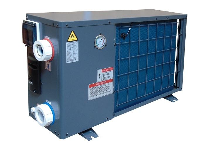 Ubbink pompe à chaleur COMPACT 10 ventilateur